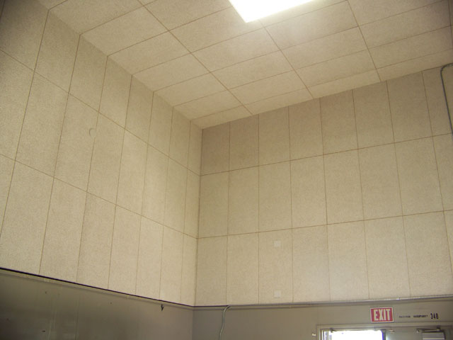 tbar ceiling, frp, marlite, project portfolio | commercial specialty